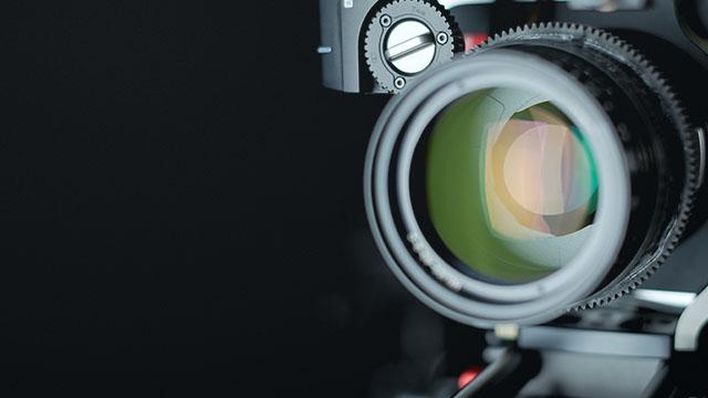 Filmproduktion Titelbild Black Magic Camera