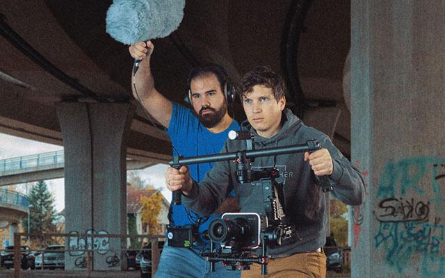 Filmproduktion: Run & Gun Action